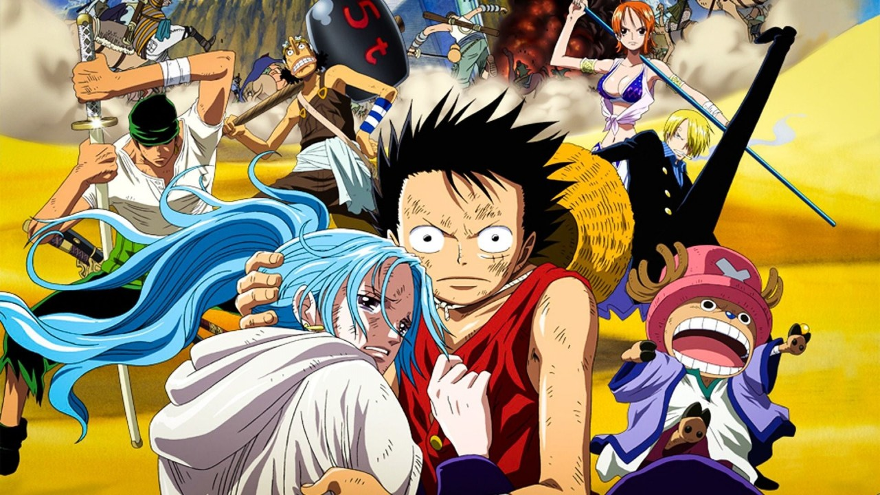 Watch One Piece: The Desert Princess and the Pirates ...