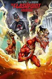 Justice League: The Flashpoint Paradox
